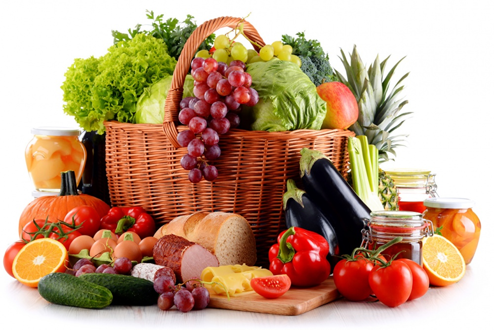 Картинки и фото продуктов питания