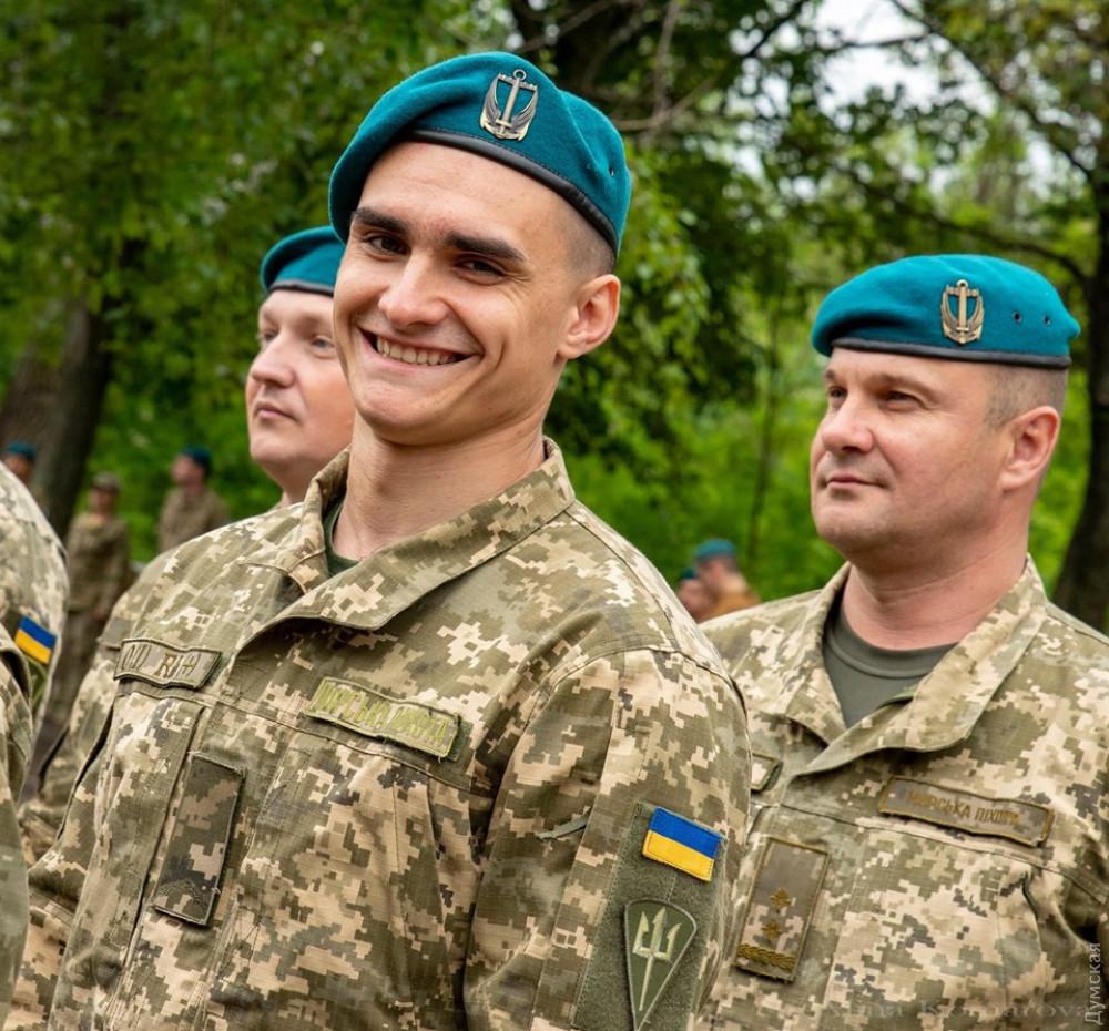 морская пехота украины фото вечера