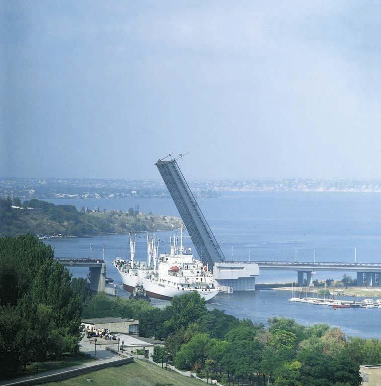 Николаев город фото вывез
