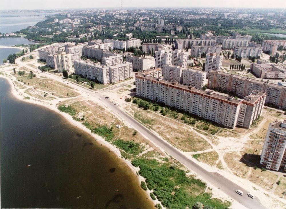 Николаев город фото жилого массива