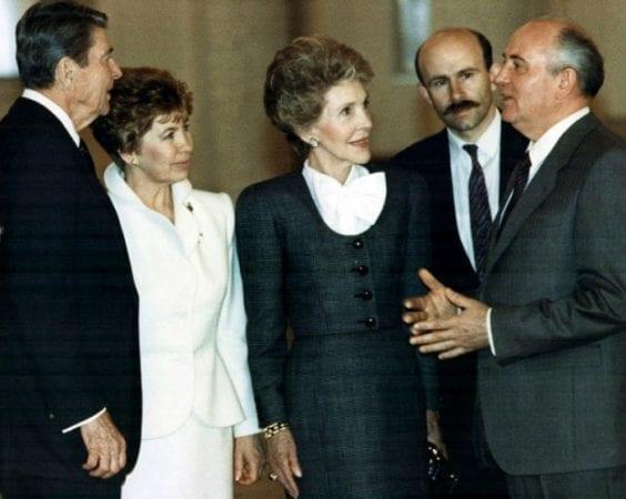 Раиса Горбачева Голая