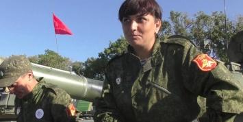 Командир женского танкового экипажа ДНР перешла к Украине с секретными данными
